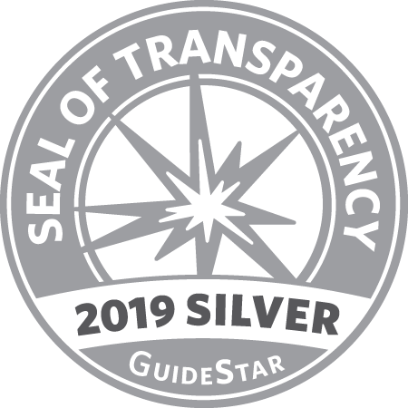 GuideStar2019Silver Seal of Transparency