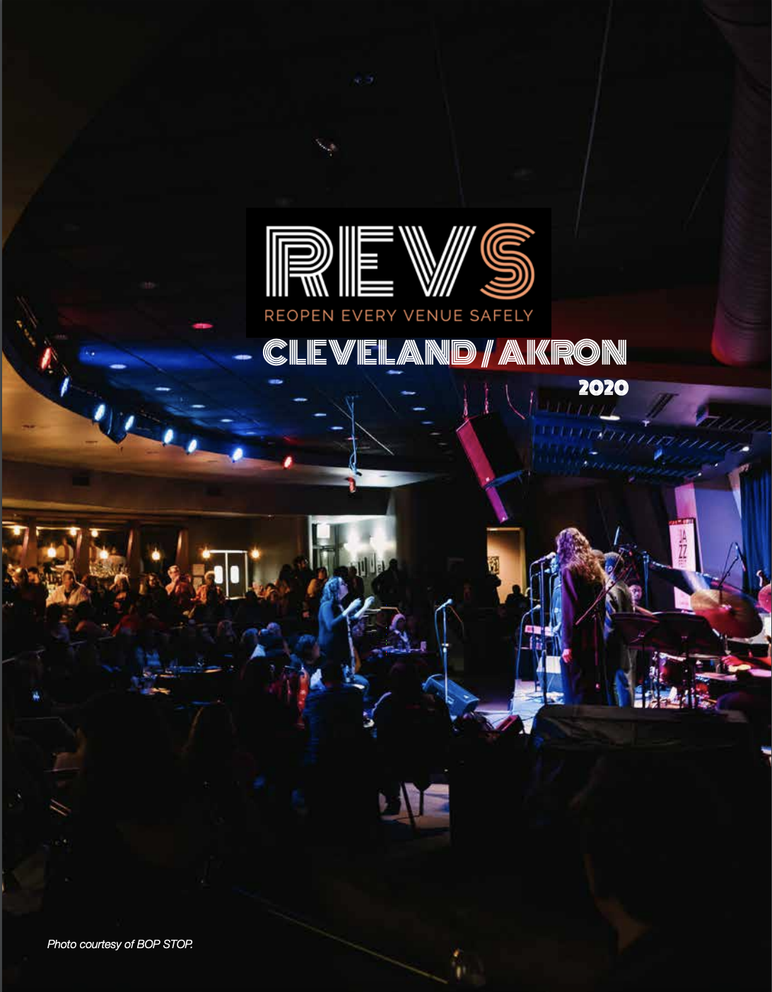 REVS cover image